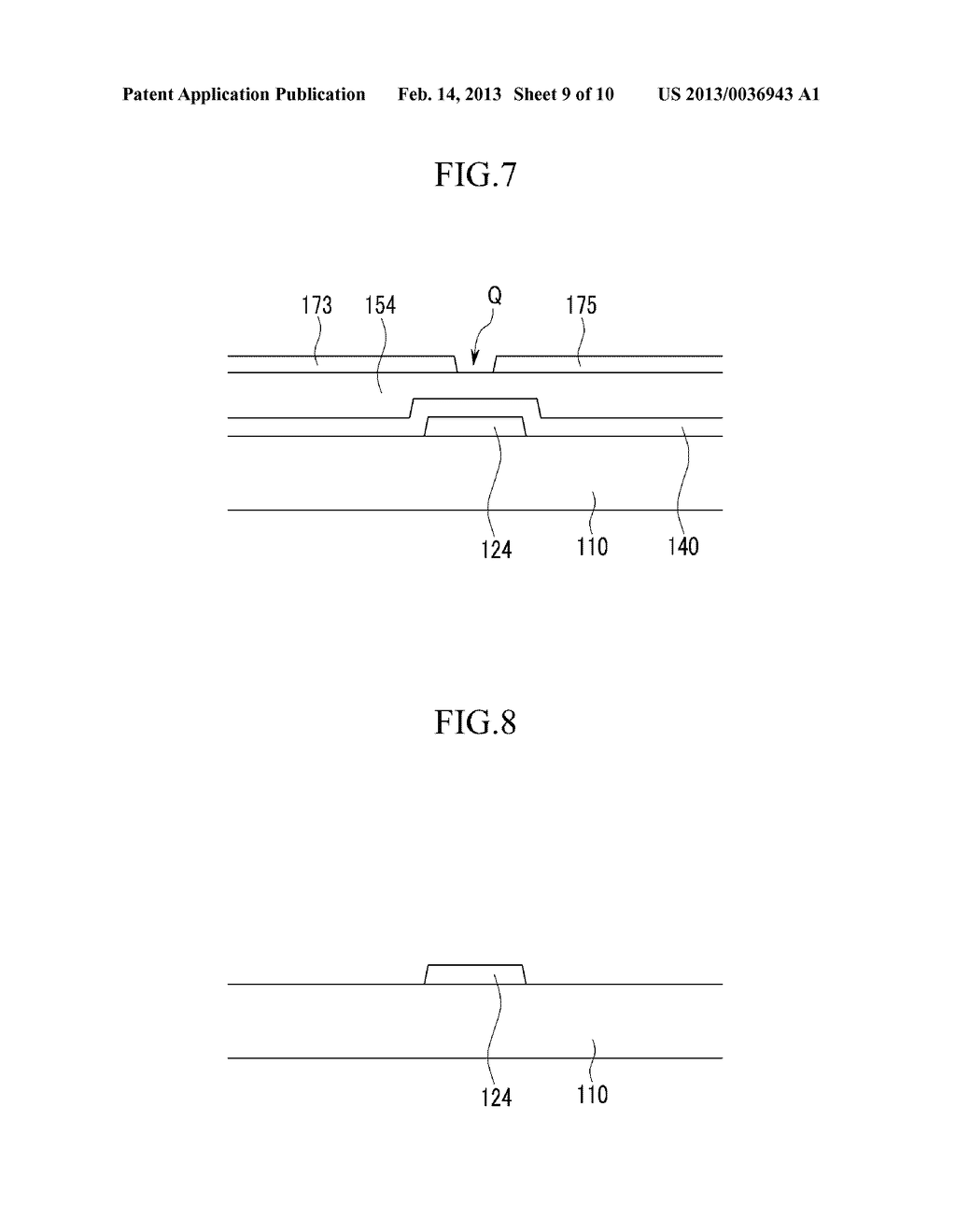 SOLUTION COMPOSITION FOR FORMING OXIDE THIN FILM AND ELECTRONIC DEVICE     INCLUDING THE OXIDE THIN FILM - diagram, schematic, and image 10