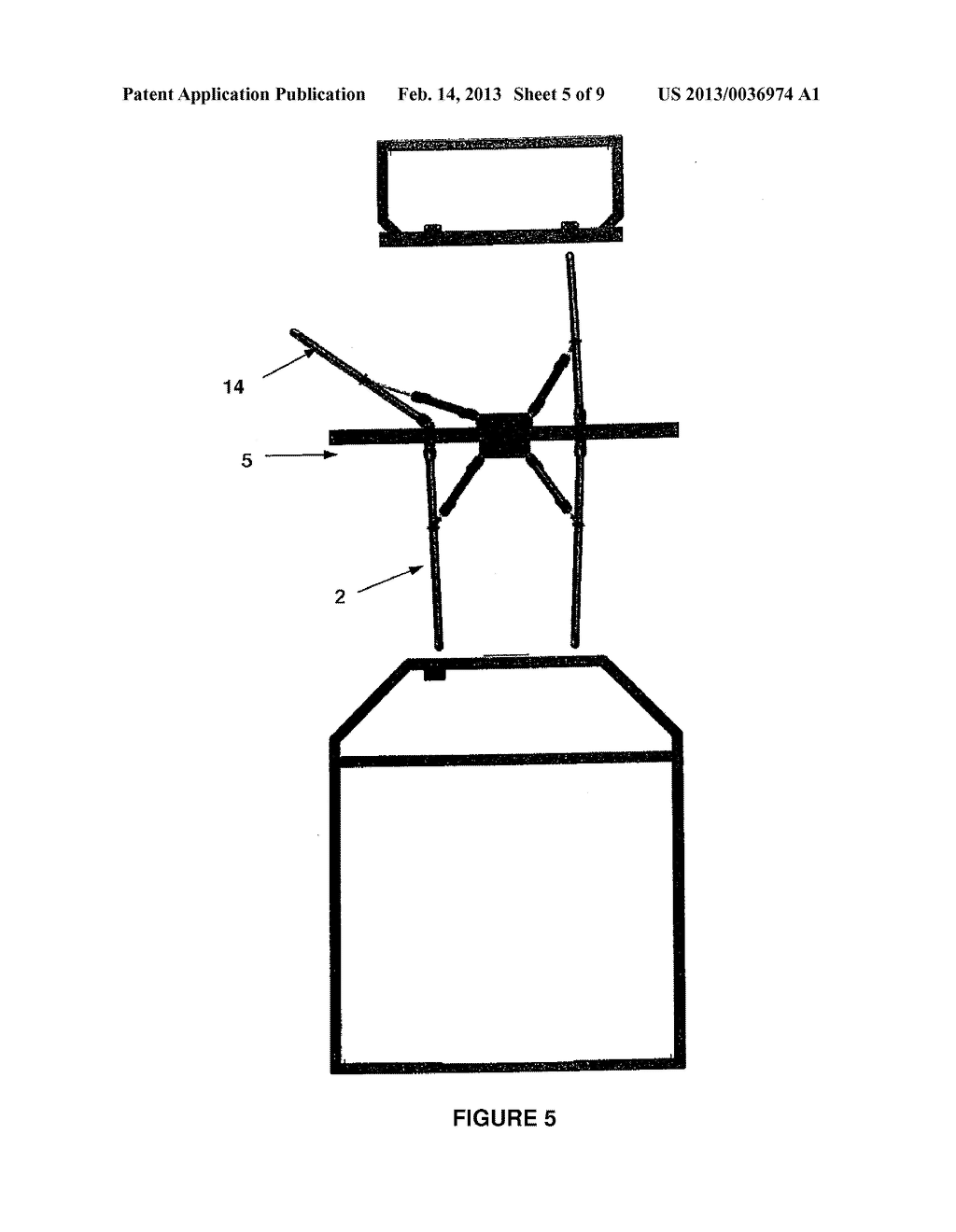 Milking Box and Cow Stable Comprising Such a Milking Box - diagram, schematic, and image 06