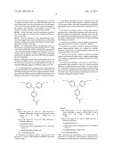Electric Conduction Through Supramolecular Assemblies of Triarylamines diagram and image