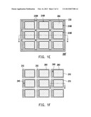 REINFORCED GLASS CELL AND METHOD FOR FABRICATING THE SAME AND COVER GLASS     HAVING THE REINFORCED GLASS CELL diagram and image