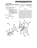 DEVICE FOR APPLYING ADJUNCT IN ENDOSCOPIC PROCEDURE diagram and image