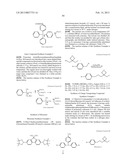 ORGANIC ELECTRONIC MATERIAL, POLYMERIZATION INITIATOR AND THERMAL     POLYMERIZATION INITIATOR, INK COMPOSITION, ORGANIC THIN FILM AND     PRODUCTION METHOD FOR SAME, ORGANIC ELECTRONIC ELEMENT, ORGANIC     ELECTROLUMINESCENT ELEMENT, LIGHTING DEVICE, DISPLAY ELEMENT, AND DISPLAY     DEVICE diagram and image
