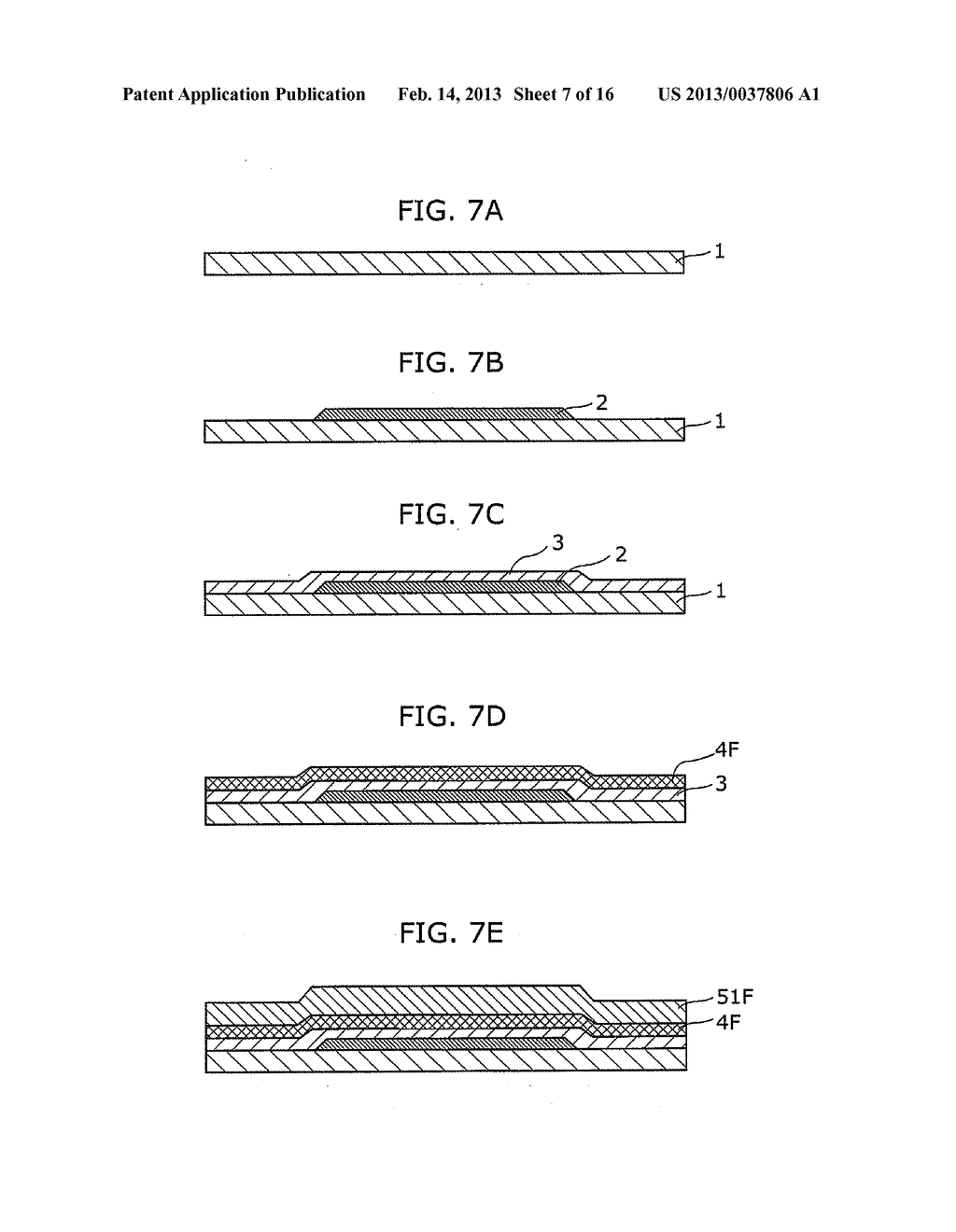 THIN-FILM SEMICONDUCTOR DEVICE AND METHOD OF MANUFACTURING THE SAME - diagram, schematic, and image 08