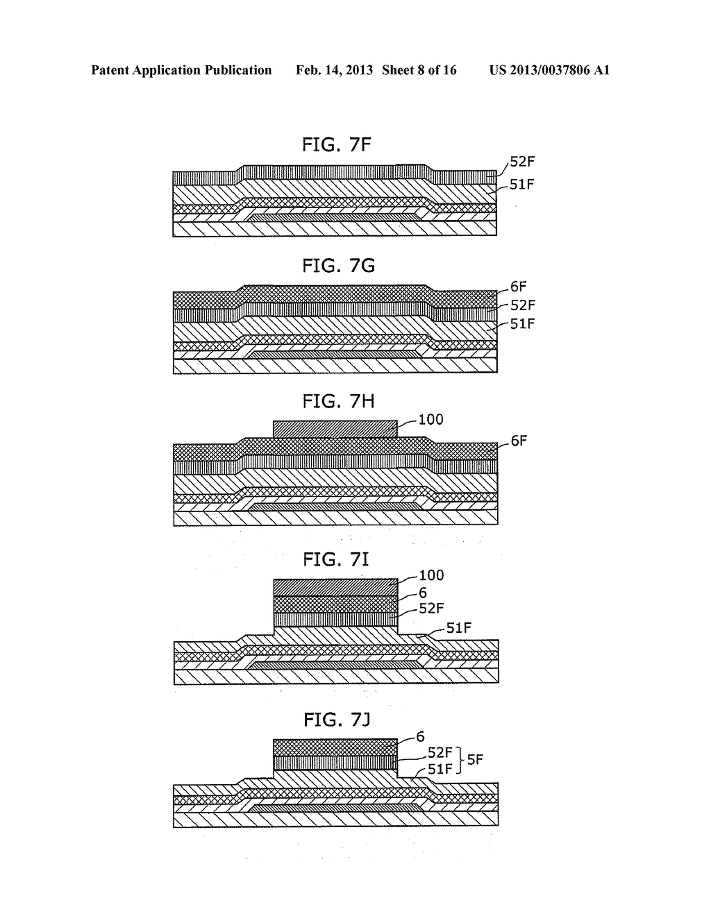 THIN-FILM SEMICONDUCTOR DEVICE AND METHOD OF MANUFACTURING THE SAME - diagram, schematic, and image 09