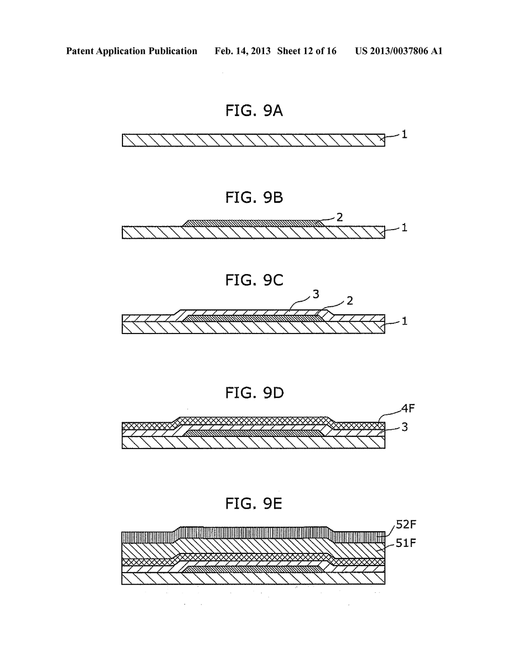 THIN-FILM SEMICONDUCTOR DEVICE AND METHOD OF MANUFACTURING THE SAME - diagram, schematic, and image 13