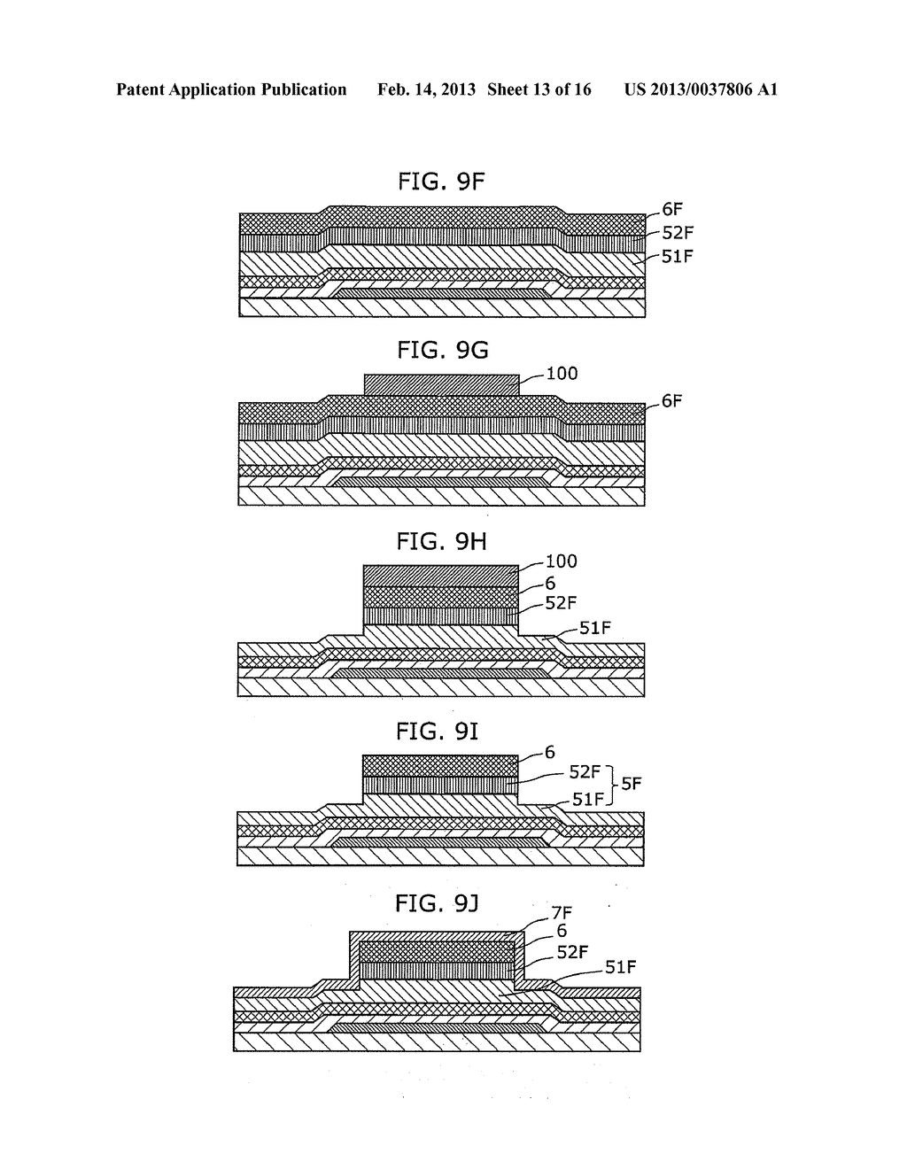 THIN-FILM SEMICONDUCTOR DEVICE AND METHOD OF MANUFACTURING THE SAME - diagram, schematic, and image 14