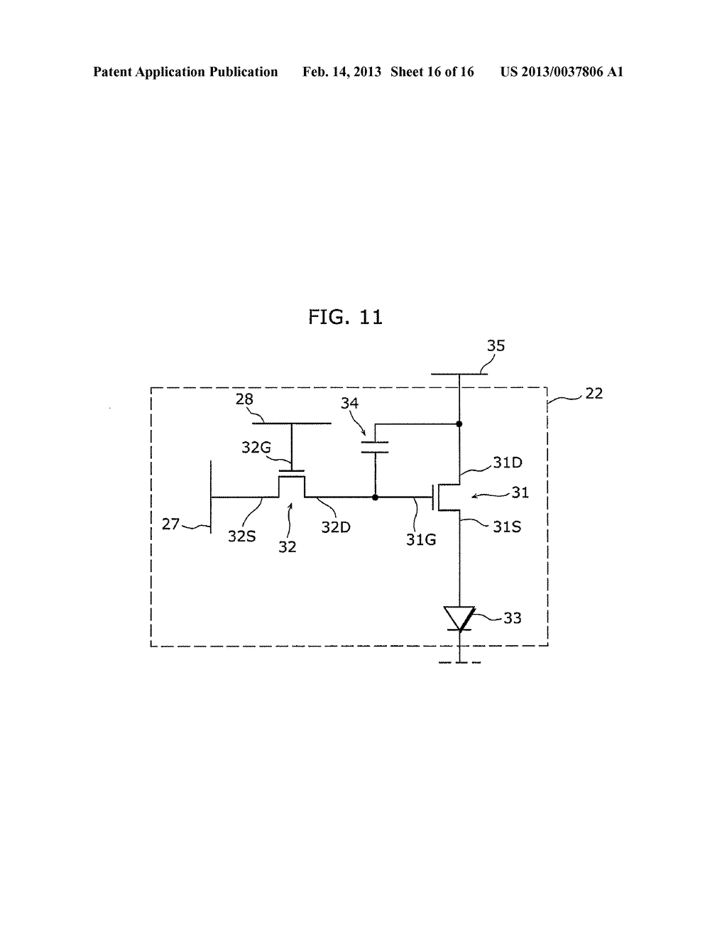 THIN-FILM SEMICONDUCTOR DEVICE AND METHOD OF MANUFACTURING THE SAME - diagram, schematic, and image 17