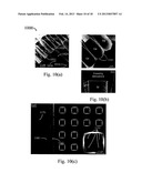 DISLOCATION AND STRESS MANAGEMENT BY MASK-LESS PROCESSES USING SUBSTRATE     PATTERNING AND METHODS FOR DEVICE FABRICATION diagram and image