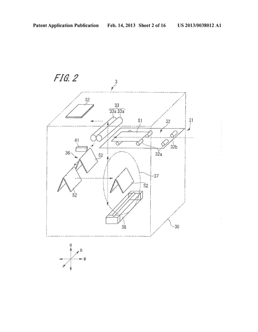 SHEET PROCESSING APPARATUS AND IMAGE FORMING SYSTEM - diagram, schematic, and image 03