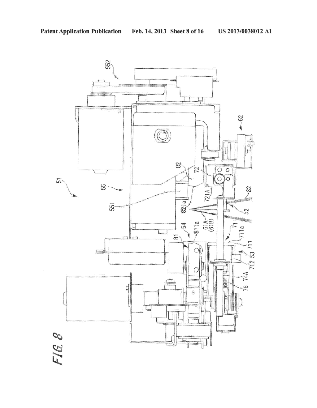 SHEET PROCESSING APPARATUS AND IMAGE FORMING SYSTEM - diagram, schematic, and image 09