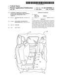 STOWABLE UNDER-SEAT STORAGE SYSTEM AND METHOD OF ORGANIZING A PASSENGER     COMPARTMENT OF A VEHICLE diagram and image