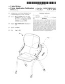FLEXIBLE BACK SUPPORT MEMBER WITH INTEGRATED RECLINE STOP NOTCHES diagram and image