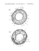 STATOR FOR AN ELECTRIC MOTOR diagram and image