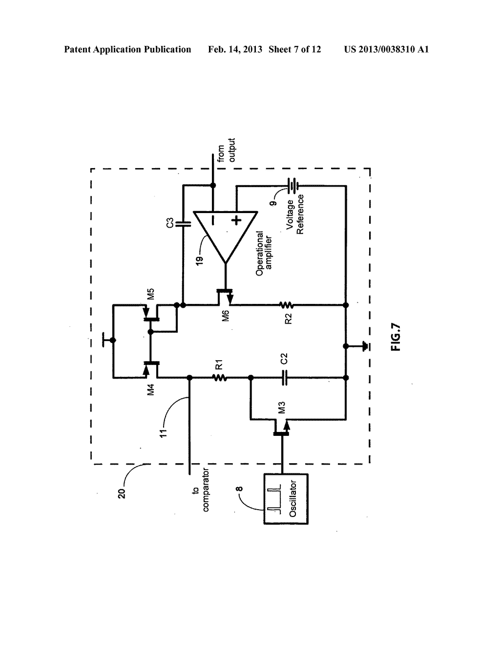 Constant frequency synthetic ripple power converter - diagram, schematic, and image 08