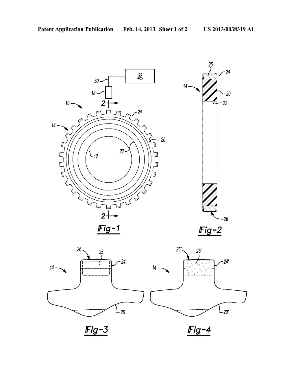 PLASTIC SPEED TARGET WHEEL AND METHOD OF MANUFACTURE - diagram, schematic, and image 02