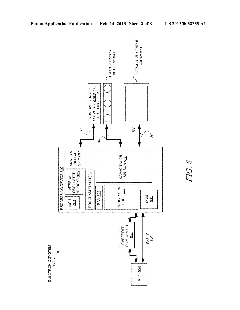 METHODS AND APPARATUS TO DETECT A PRESENCE OF A CONDUCTIVE OBJECT - diagram, schematic, and image 09