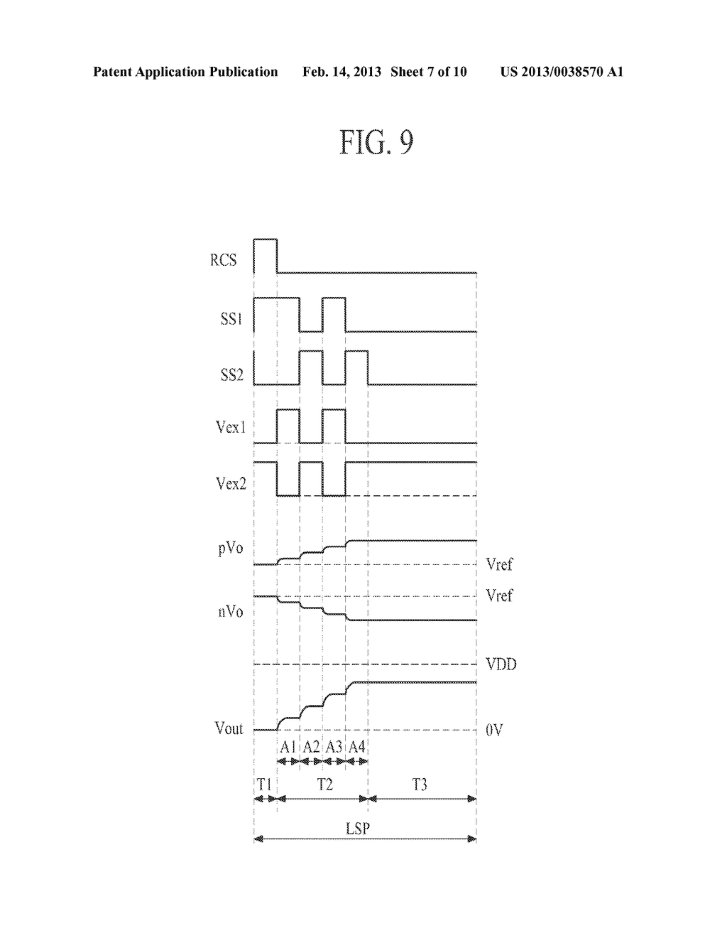 APPARATUS FOR DRIVING TOUCH PANEL AND DISPLAY APPARATUS COMPRISING THE     SAME - diagram, schematic, and image 08