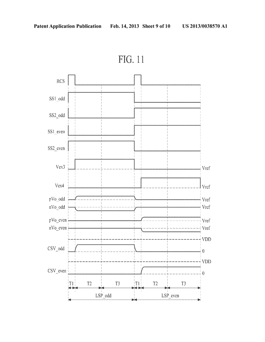 APPARATUS FOR DRIVING TOUCH PANEL AND DISPLAY APPARATUS COMPRISING THE     SAME - diagram, schematic, and image 10
