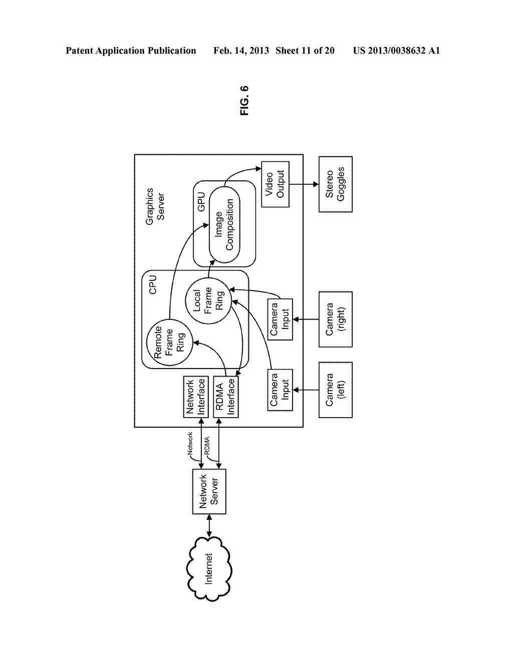SYSTEM AND METHOD FOR IMAGE REGISTRATION OF MULTIPLE VIDEO STREAMS - diagram, schematic, and image 12