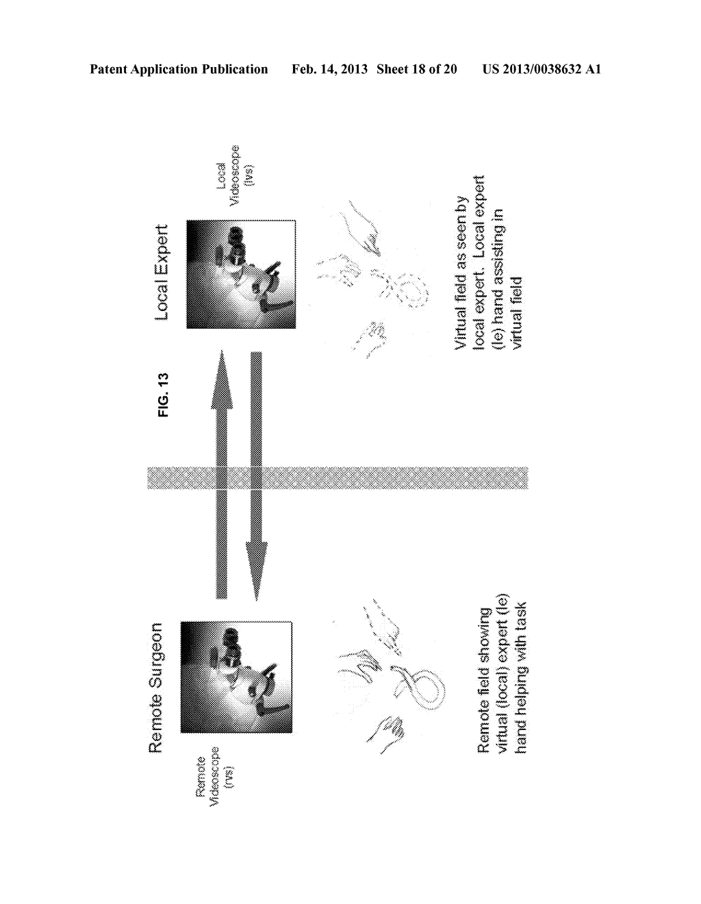 SYSTEM AND METHOD FOR IMAGE REGISTRATION OF MULTIPLE VIDEO STREAMS - diagram, schematic, and image 19