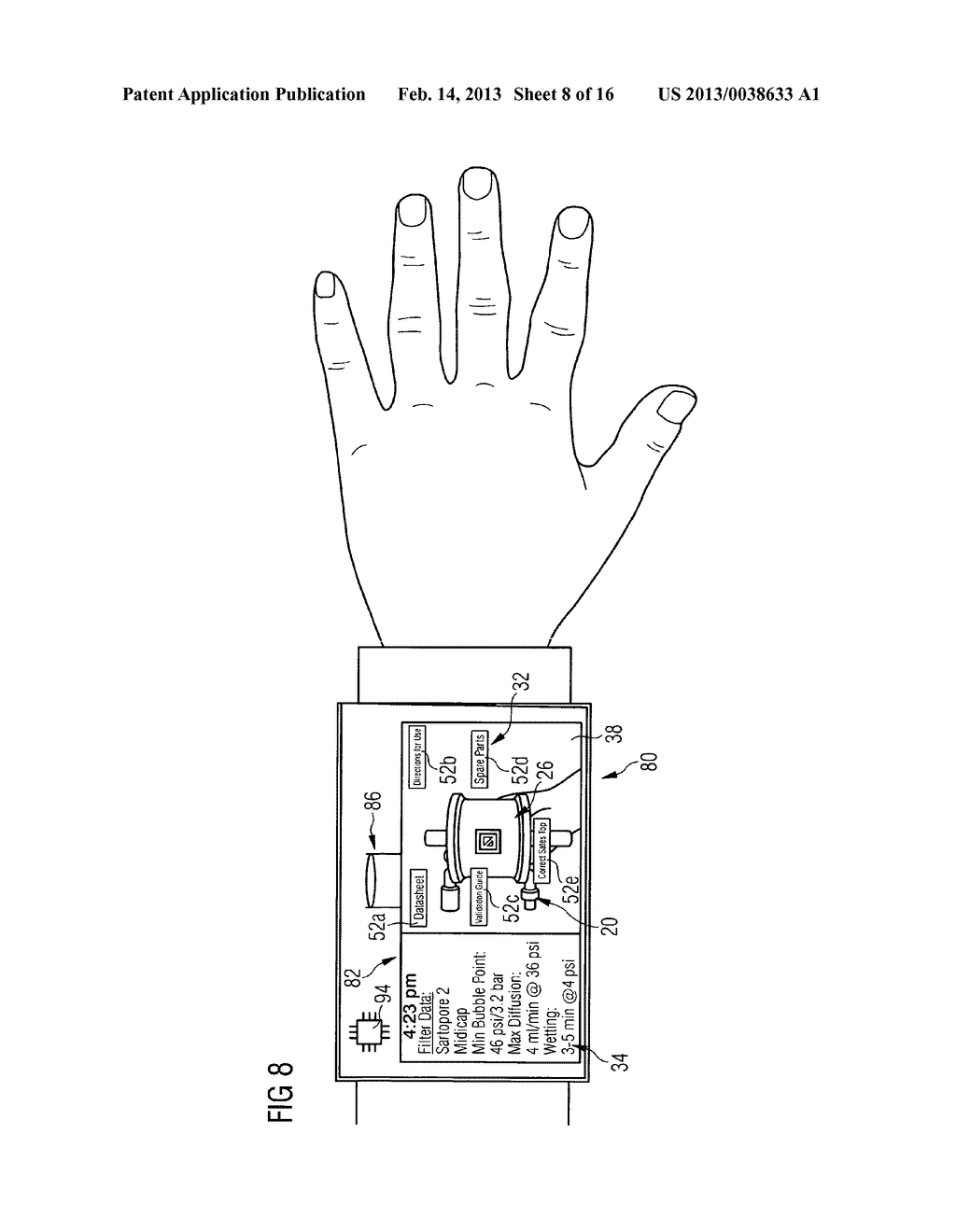 ASSEMBLING METHOD, OPERATING METHOD, AUGMENTED REALITY SYSTEM AND COMPUTER     PROGRAM PRODUCT - diagram, schematic, and image 09