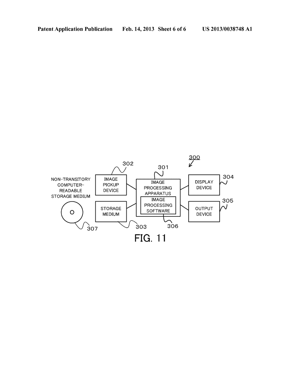 IMAGE PROCESSING APPARATUS, IMAGE PROCESSING METHOD, IMAGE PICKUP     APPARATUS, AND A NON-TRANSITORY COMPUTER-READABLE STORAGE MEDIUM - diagram, schematic, and image 07