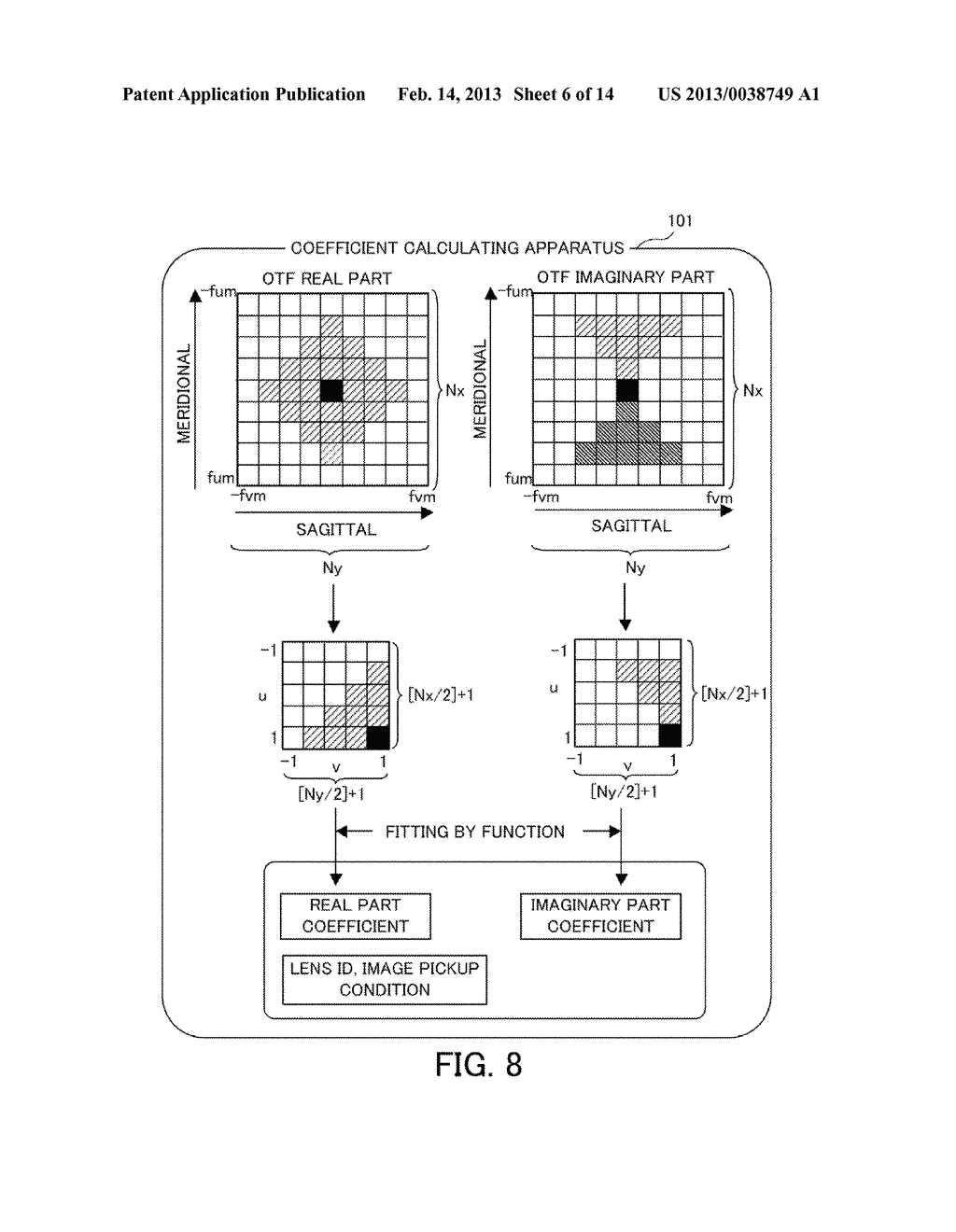 IMAGE PROCESSING METHOD, IMAGE PROCESSING APPARATUS, IMAGE PICKUP     APPARATUS, AND NON-TRANSITORY COMPUTER-READABLE STORAGE MEDIUM - diagram, schematic, and image 07