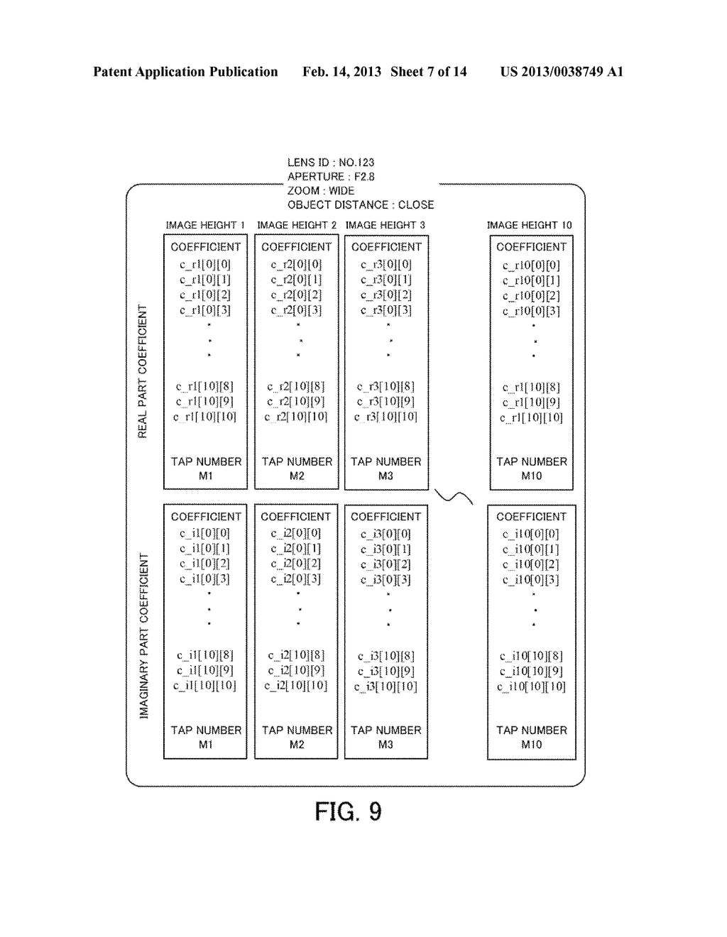 IMAGE PROCESSING METHOD, IMAGE PROCESSING APPARATUS, IMAGE PICKUP     APPARATUS, AND NON-TRANSITORY COMPUTER-READABLE STORAGE MEDIUM - diagram, schematic, and image 08