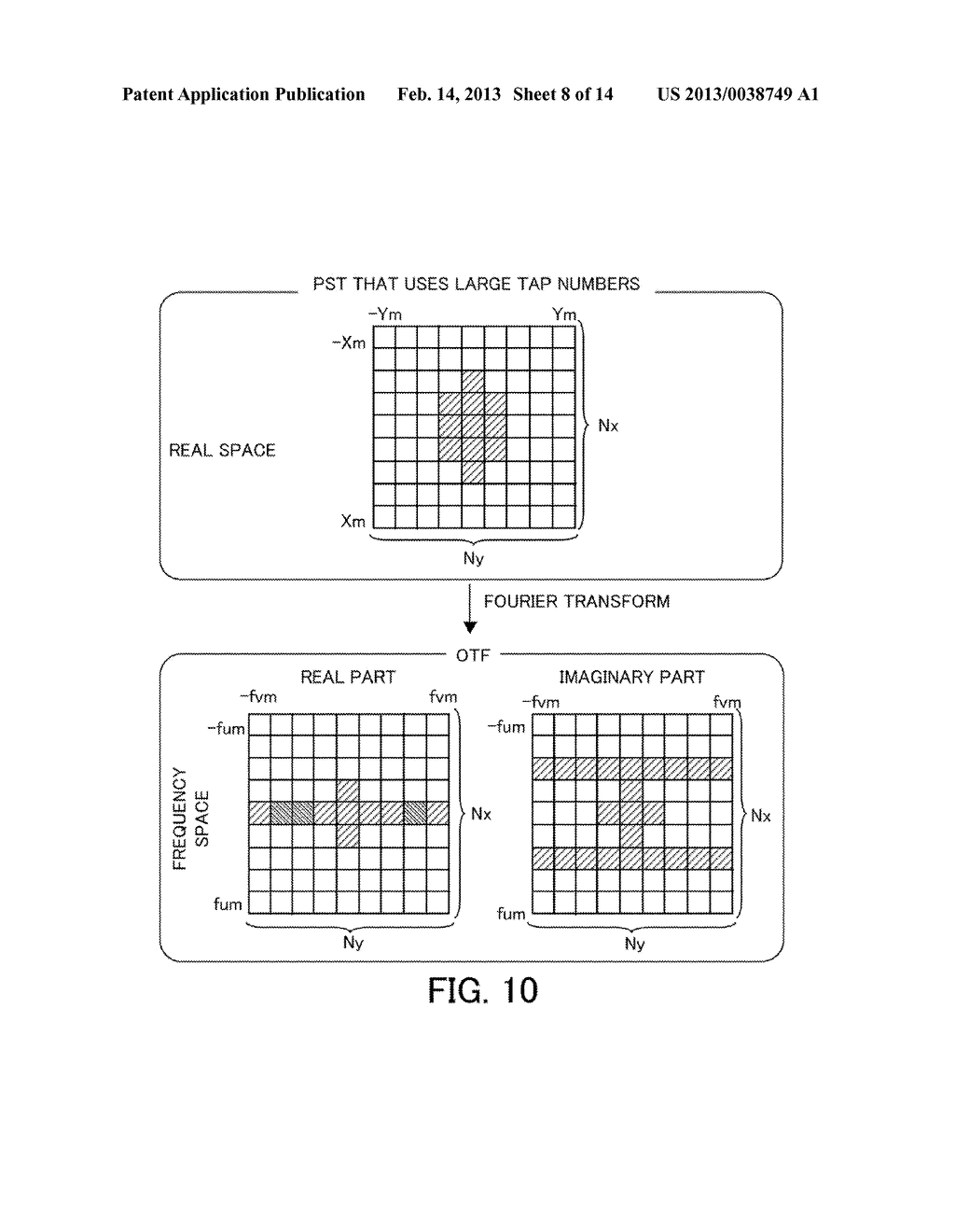 IMAGE PROCESSING METHOD, IMAGE PROCESSING APPARATUS, IMAGE PICKUP     APPARATUS, AND NON-TRANSITORY COMPUTER-READABLE STORAGE MEDIUM - diagram, schematic, and image 09