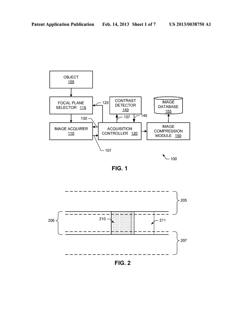 METHODS AND APPARATUS TO PERFORM MULTI-FOCAL PLANE IMAGE ACQUISITION AND     COMPRESSION - diagram, schematic, and image 02
