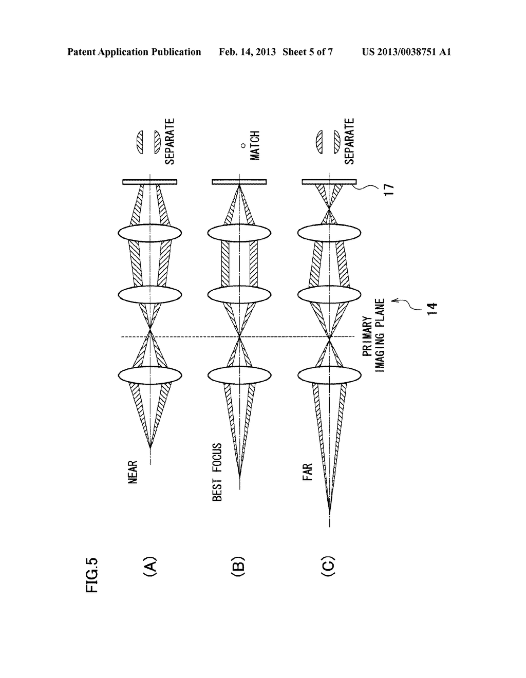 IMAGING APPARATUS, IMAGING APPARATUS BODY, AND SHADING CORRECTING METHOD - diagram, schematic, and image 06