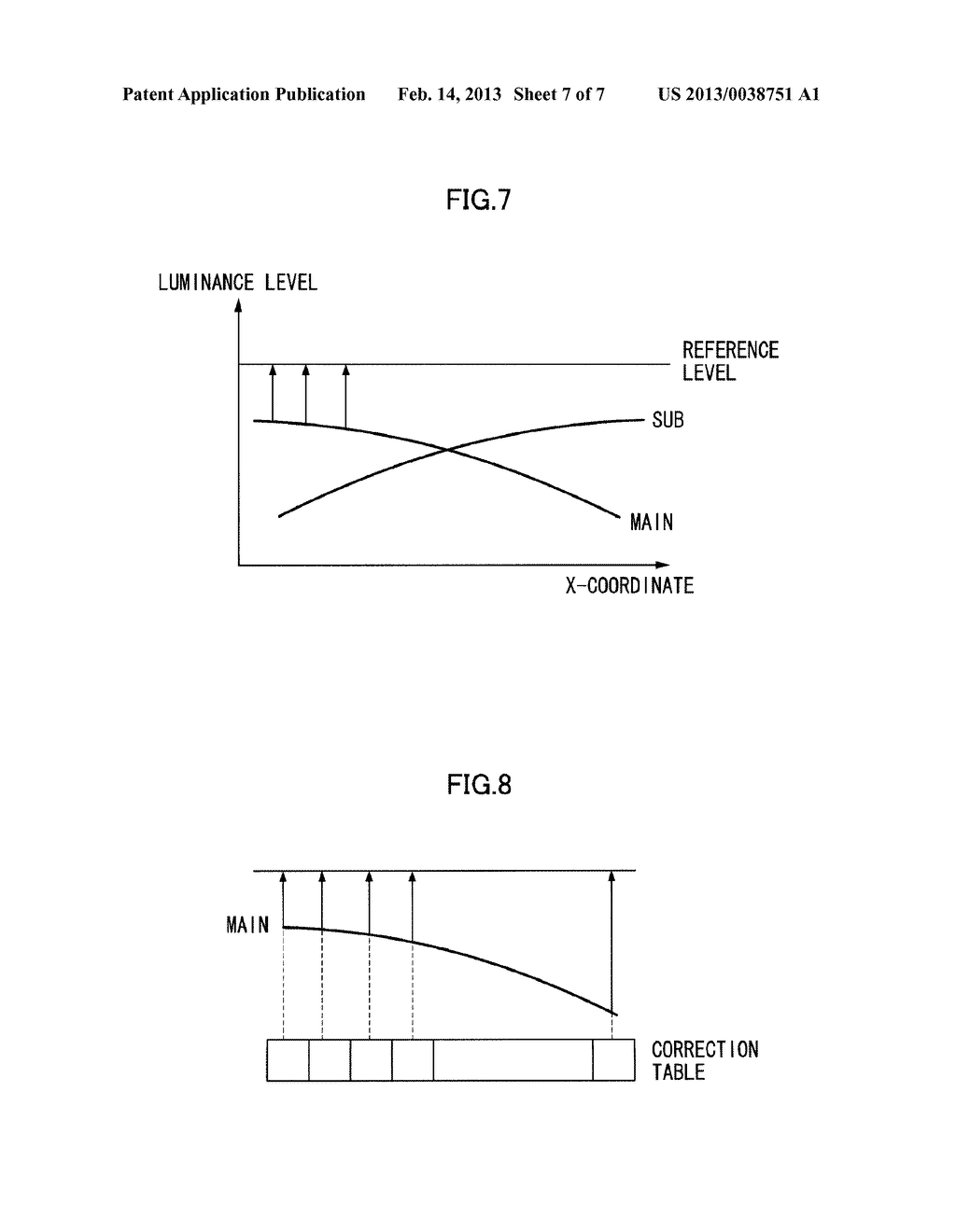 IMAGING APPARATUS, IMAGING APPARATUS BODY, AND SHADING CORRECTING METHOD - diagram, schematic, and image 08