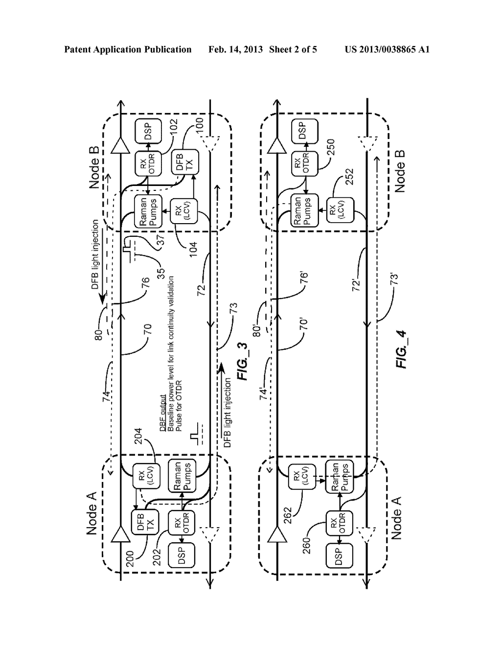 Embedded Optical Time Domain Reflectometer for Optically Amplified Links - diagram, schematic, and image 03
