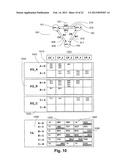 CELL BASED DATA TRANSFER WITH DYNAMIC MULTI-PATH ROUTING IN A FULL MESH     NETWORK diagram and image