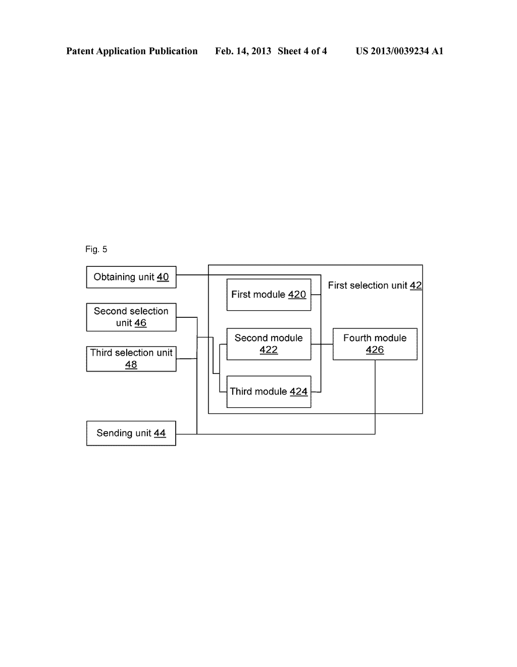 Downlink transmission method and eNodeB in multiple input multiple output     system - diagram, schematic, and image 05