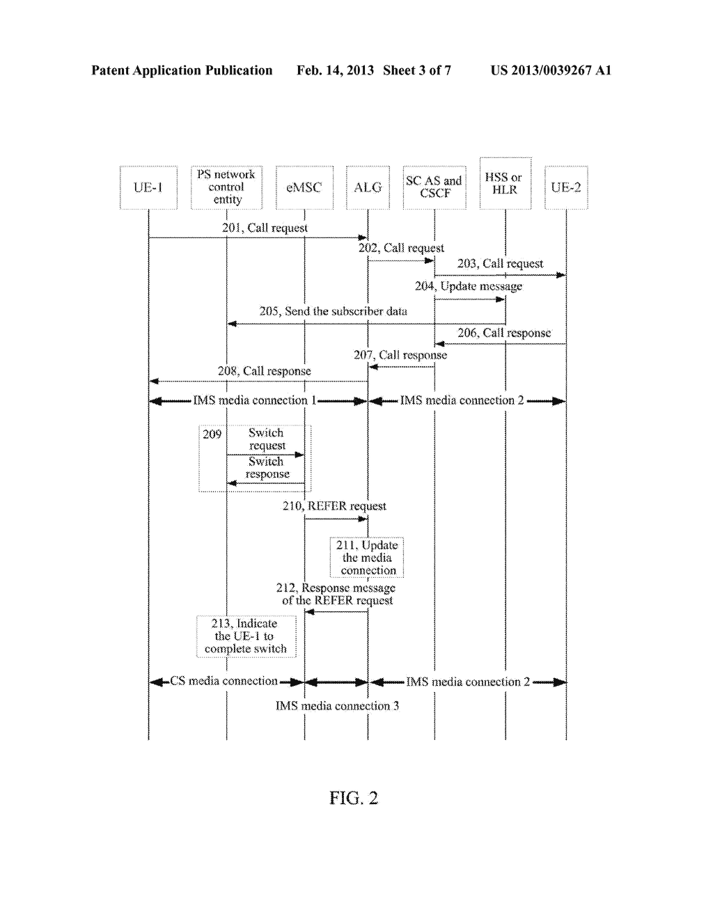 Method and System for Implementing Single Radio Voice Call Continuity - diagram, schematic, and image 04