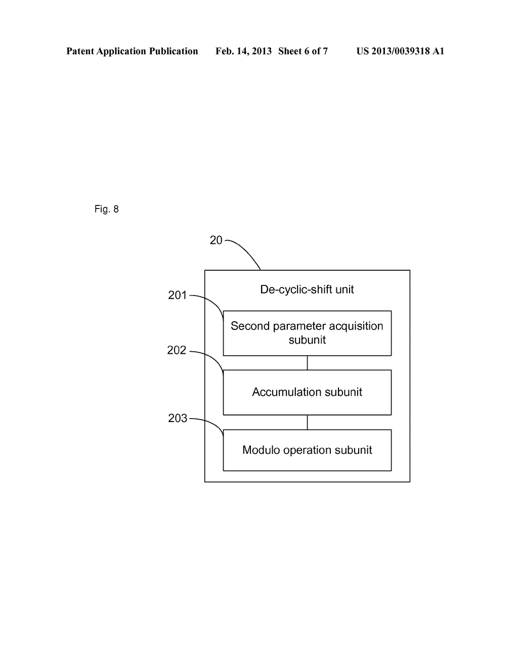Method and device for de-mapping on LTE downlink control channel - diagram, schematic, and image 07