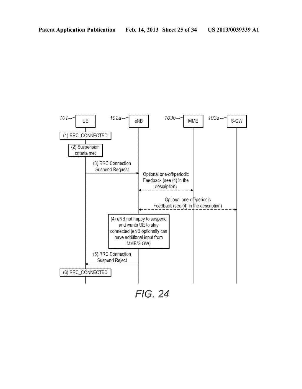 Other Network Component Receiving RRC Configuration Information from eNB - diagram, schematic, and image 26