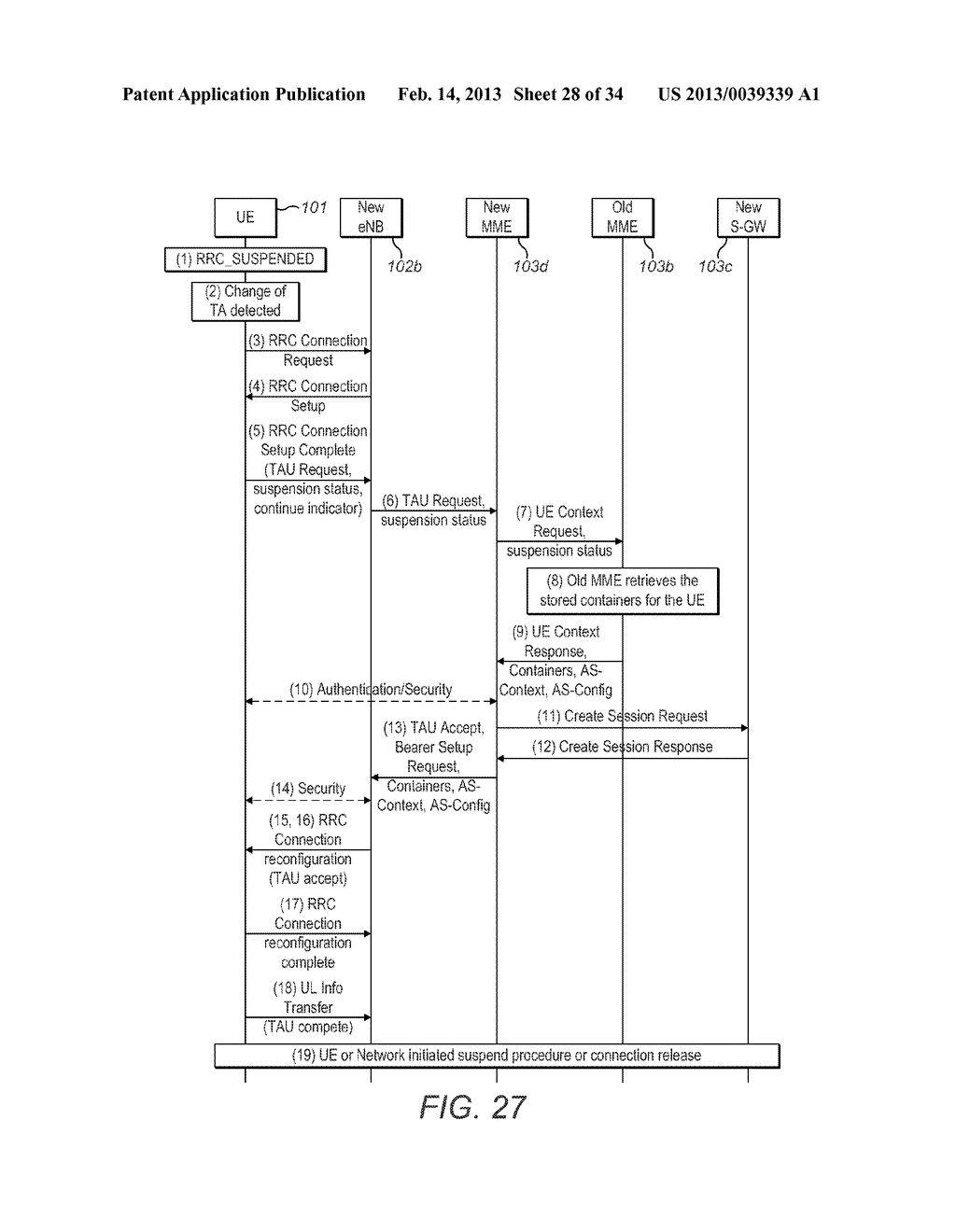 Other Network Component Receiving RRC Configuration Information from eNB - diagram, schematic, and image 29
