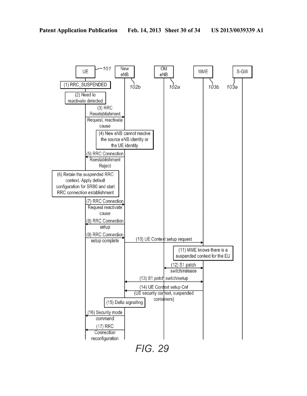 Other Network Component Receiving RRC Configuration Information from eNB - diagram, schematic, and image 31