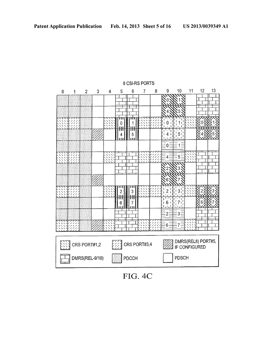 Methods of Channel State Information Feedback and Transmission in     Coordinated Multi-Point Wireless Communications System - diagram, schematic, and image 06