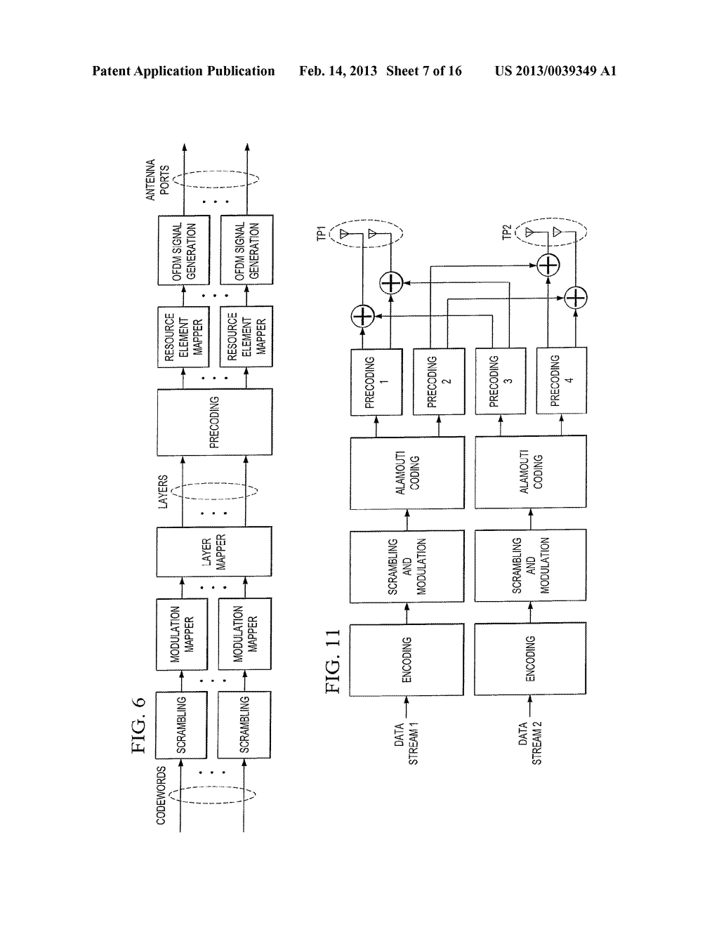Methods of Channel State Information Feedback and Transmission in     Coordinated Multi-Point Wireless Communications System - diagram, schematic, and image 08