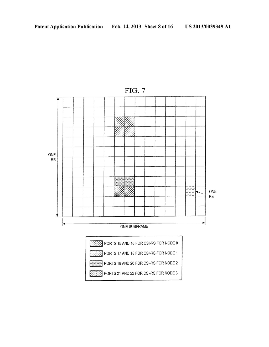 Methods of Channel State Information Feedback and Transmission in     Coordinated Multi-Point Wireless Communications System - diagram, schematic, and image 09