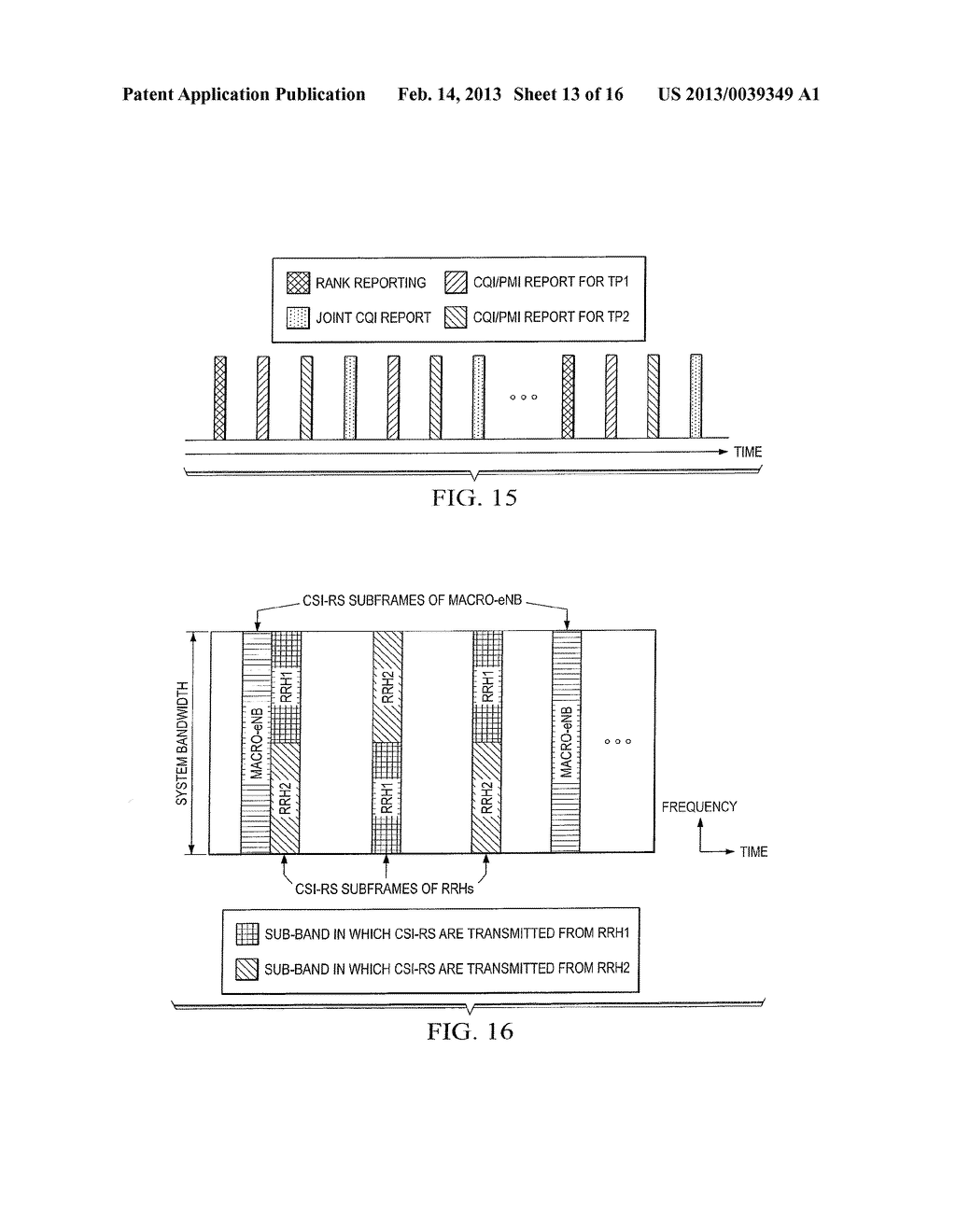 Methods of Channel State Information Feedback and Transmission in     Coordinated Multi-Point Wireless Communications System - diagram, schematic, and image 14