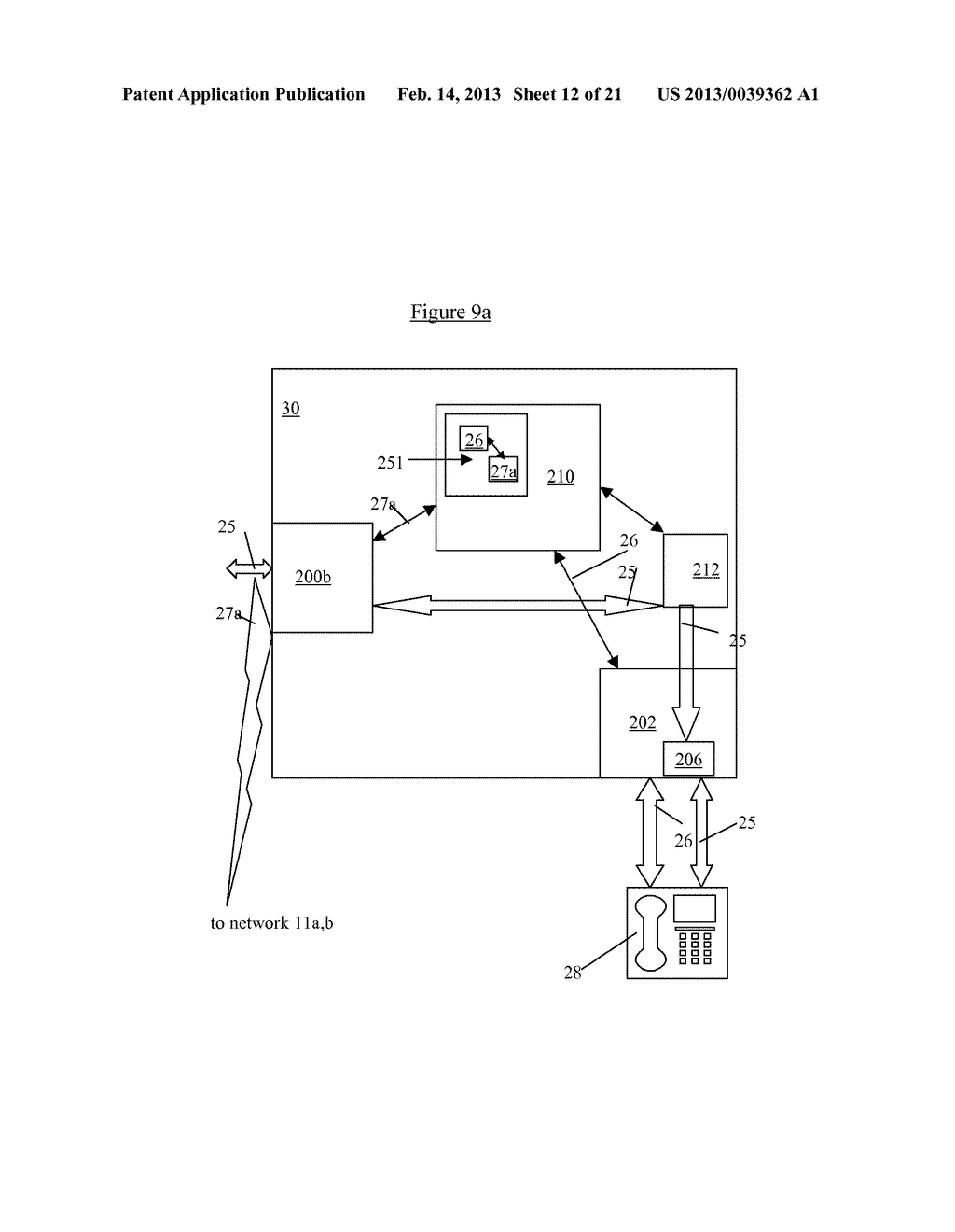 INLINE POWER SYSTEM AND METHOD FOR NETWORK COMMUNICATIONS - diagram, schematic, and image 13