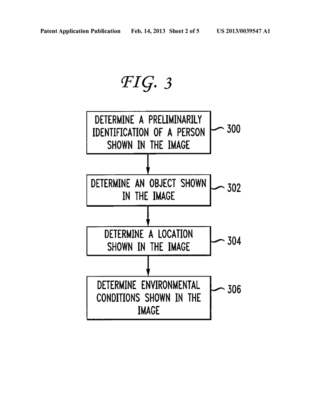 Method and Apparatus for Automated Analysis and Identification of a Person     in Image and Video Content - diagram, schematic, and image 03