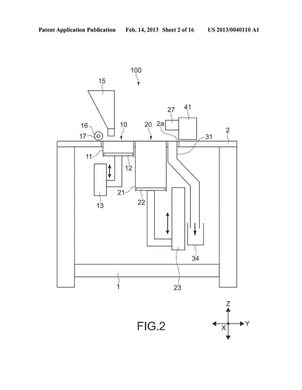 METHOD OF MANUFACTURING MOLDED OBJECT AND MOLDED OBJECT - diagram, schematic, and image 03