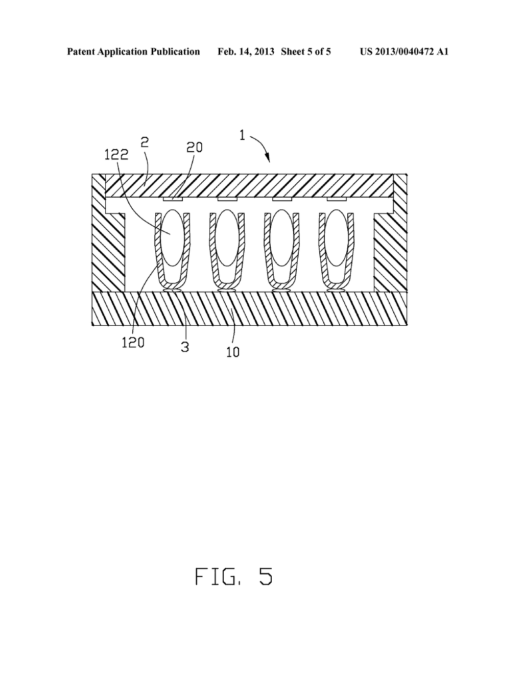 SOCKET CONNECTOR HAVING CONTACT TERMINAL INCORPORATED WITH SELF-REPELLING     CONTACT TIP - diagram, schematic, and image 06