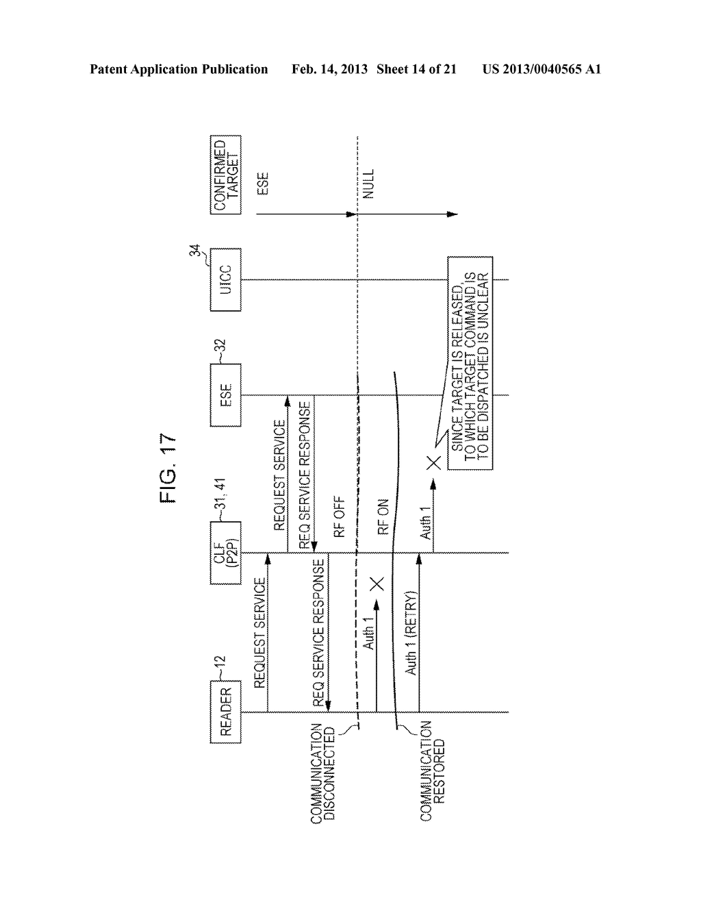 COMMUNICATION DEVICE, CONTROL METHOD, AND PROGRAM - diagram, schematic, and image 15