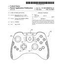 GAME CONTROLLER SYSTEM diagram and image